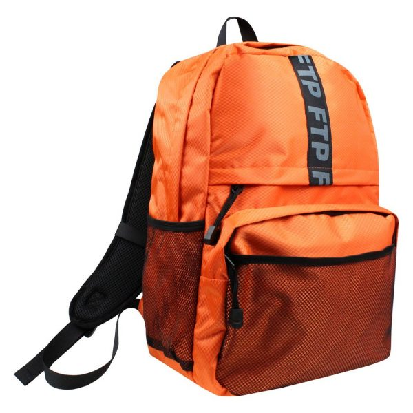 FTP Woven Tape Orange Backpack