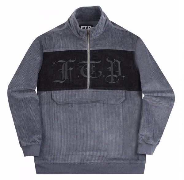 FTP Gangsta Half Zip