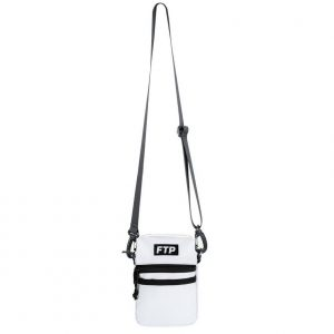 FTP Ripstop Shoulder Bag White
