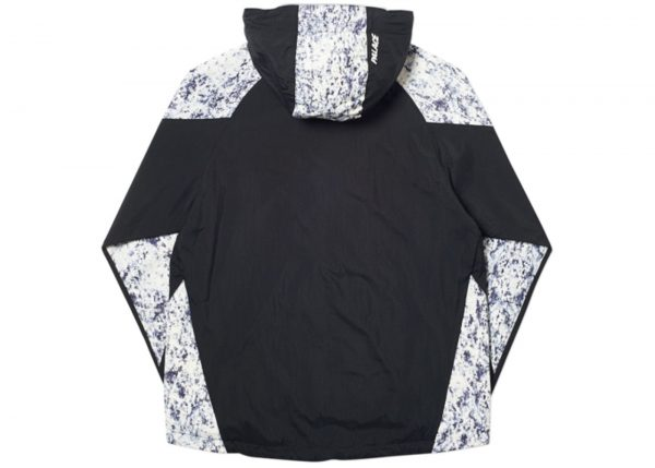 Palace P-Lite Run It Jacket - Black Large (Back)