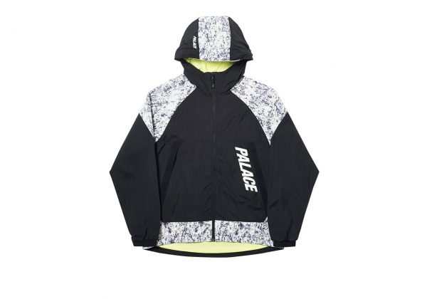 Palace P-Lite Run It Jacket - Black Large