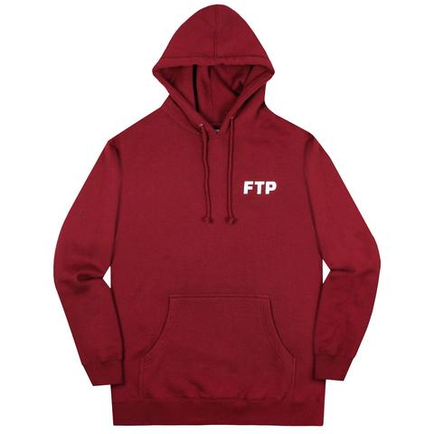 FTP x Foulplay Currant Hoodie - Front