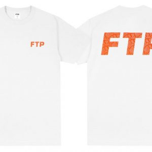 FTP X Foulplay White Tee