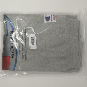 Supreme x Champion Chrome Crewneck